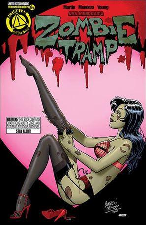 Zombie Tramp 8-D