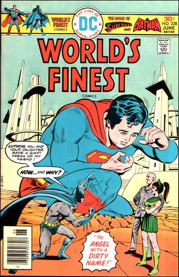 World's Finest Comics 238-A by DC