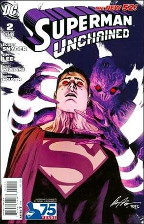Superman Unchained 2-F