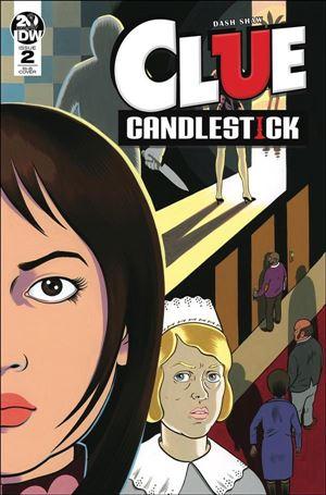 Clue: Candlestick 2-C
