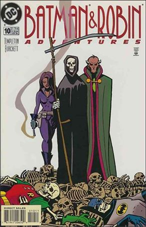 Batman and Robin Adventures 10-A