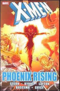 X-Men: Phoenix Rising 1-C by Marvel
