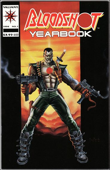 Bloodshot Yearbook 1-A by Valiant