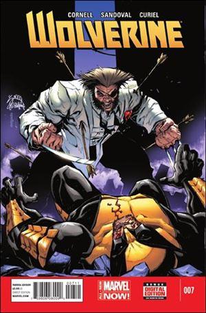 Wolverine (2014) 7-A