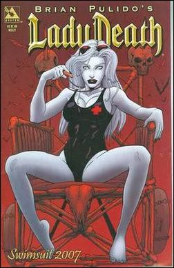 Lady Death: Swimsuit Special 2007-F by Avatar Press