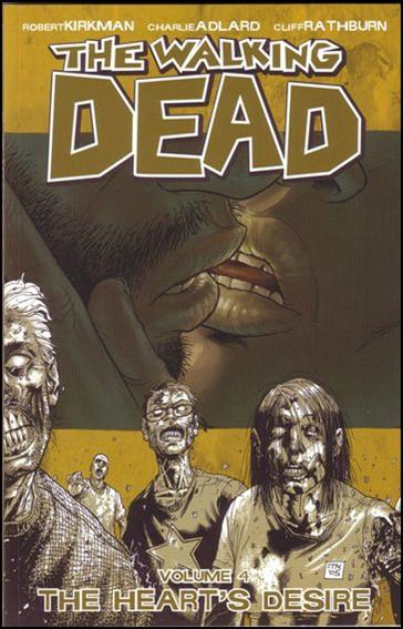Walking Dead 4-B by Skybound Entertainment