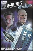 Star Trek: The Next Generation / Doctor Who: Assimilation2 1-A
