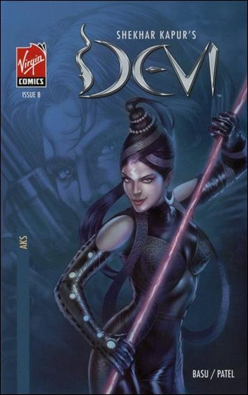 Devi 8-A by Virgin Comics
