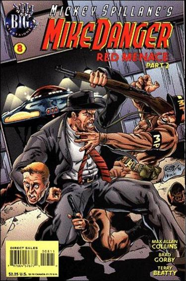 Mickey Spillane's Mike Danger (1996) 8-A by BIG Entertainment