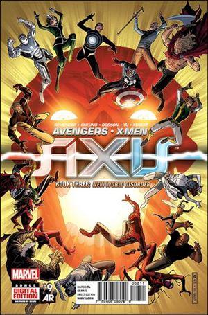Avengers & X-Men: AXIS 9-A