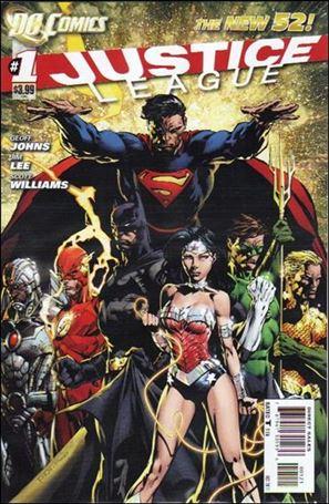 Justice League (2011) 1-D