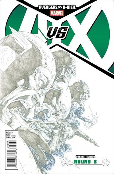 Avengers vs X-Men 8-E by Marvel