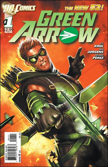 Green Arrow (2011) 1-A by DC