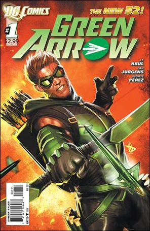 Green Arrow (2011) 1-A