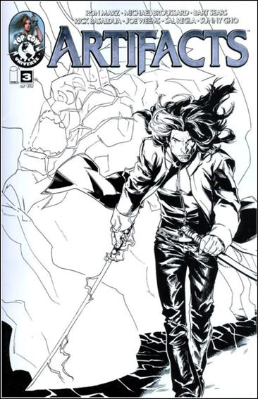 Artifacts (2010) 3-C by Top Cow