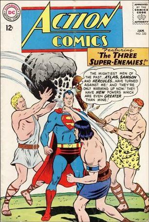 Action Comics (1938) 320-A