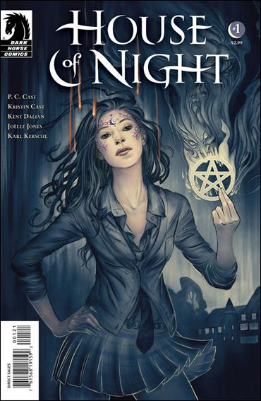 House of Night 1-B by Dark Horse