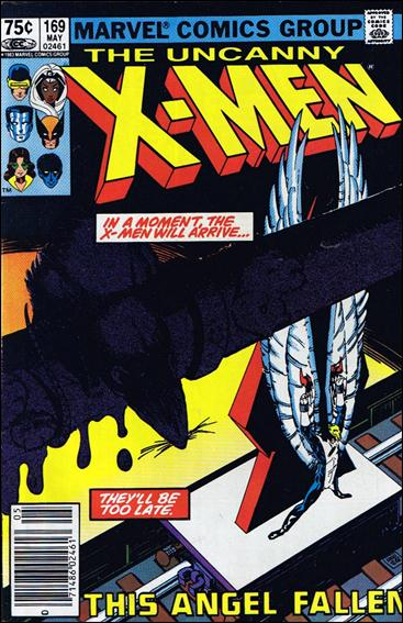 Uncanny X-Men (1981) 169-B by Marvel