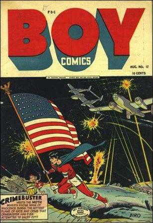 Boy Comics 17-A