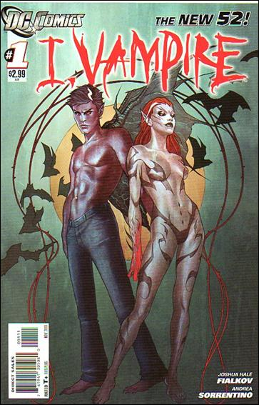 I, Vampire 1-A by DC