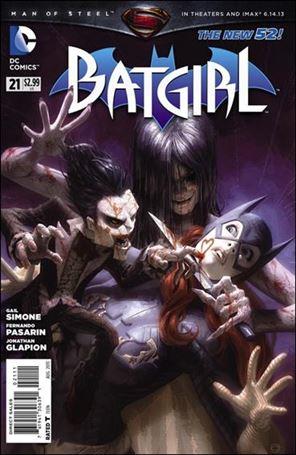 Batgirl (2011) 21-A