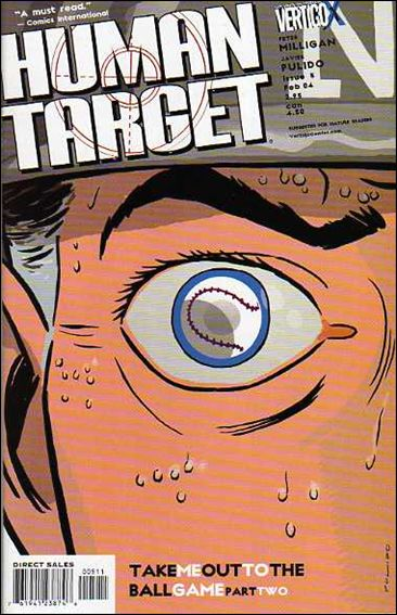 Human Target (2003) 5-A by Vertigo