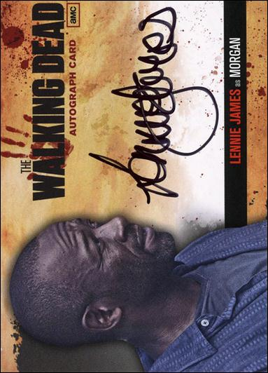 Walking Dead (Autograph Subset) A12-A by Cryptozoic Entertainment