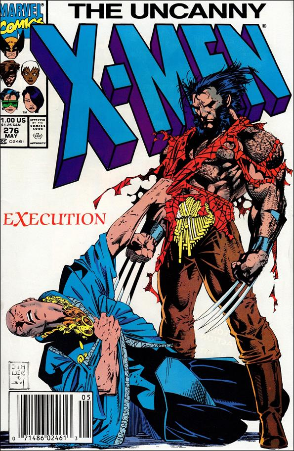 Uncanny X-Men (1981) 276-A by Marvel