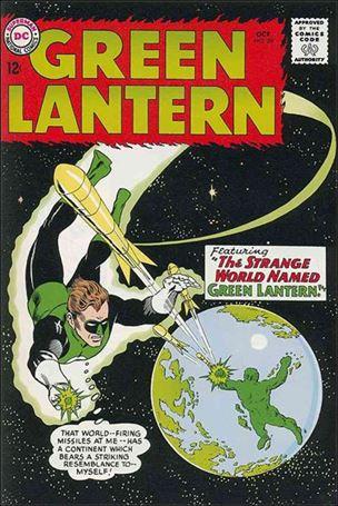 Green Lantern (1960) 24-A