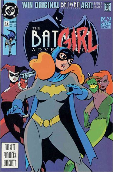 Batman Adventures (1992) 12-A by DC