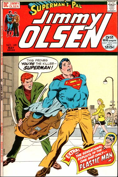 Superman's Pal Jimmy Olsen 149-A by DC