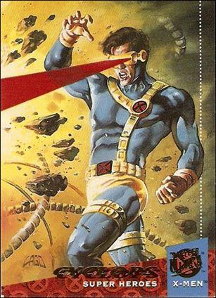 1994 Fleer Ultra X-Men (Base Set) 1-A