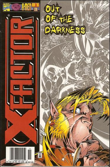 X-Factor (1986) 128-B by Marvel
