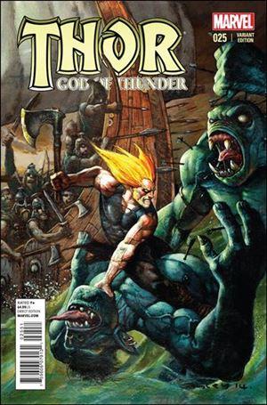 Thor: God of Thunder 25-C