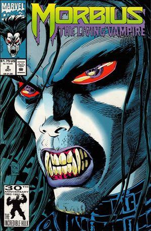 Morbius: The Living Vampire (1992) 2-A