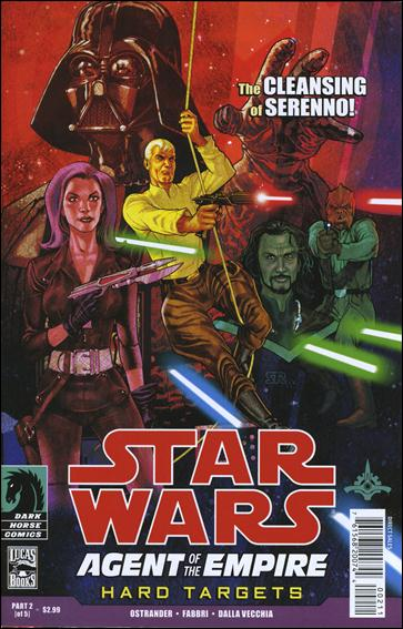 Star Wars: Agent of the Empire - Hard Targets 2-A by Dark Horse