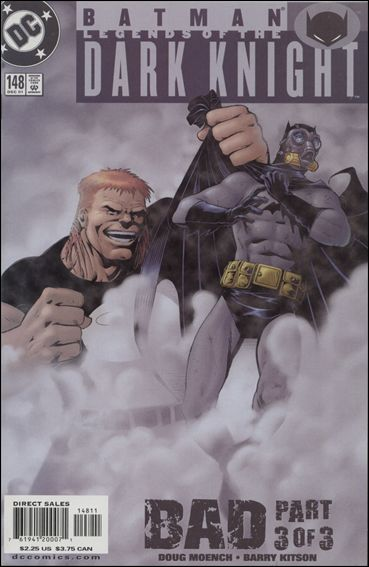 Batman: Legends of the Dark Knight 148-A by DC