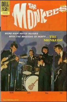 Monkees 9-A by Dell