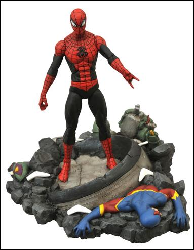 Marvel Select Superior Spider-Man (Loose) by Diamond Select