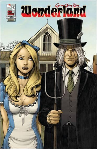 Wonderland Annual 2010-B by Zenescope Entertainment