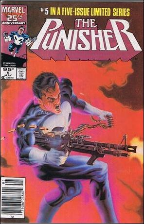 Punisher (1986) 5-B by Marvel