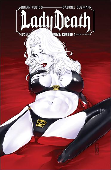 Lady Death Origins: Cursed 1-C by Boundless Comics