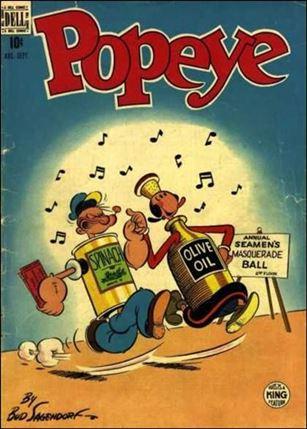 Popeye (1948) 8-A