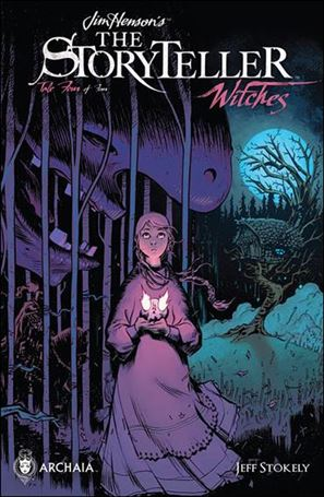Jim Henson's The Storyteller: Witches 4-A