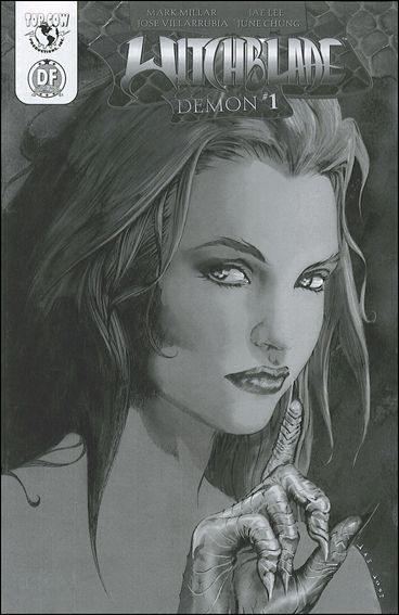 Witchblade: Demon 1-F by Top Cow
