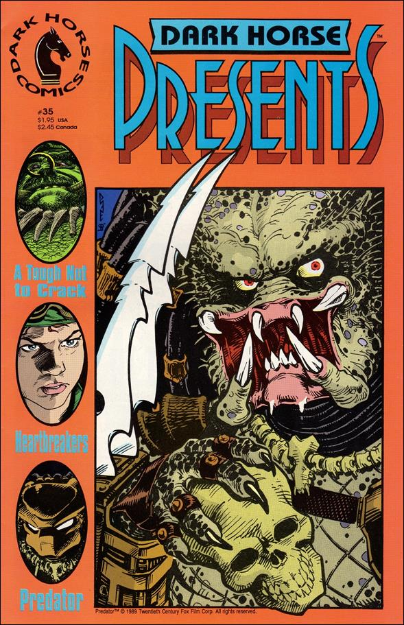 Dark Horse Presents (1986) 35-A by Dark Horse