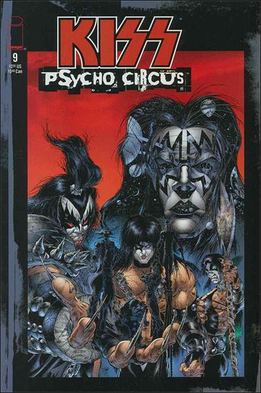 Kiss: Psycho Circus 9-A by Image