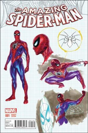 Amazing Spider-Man (2015) 1-D