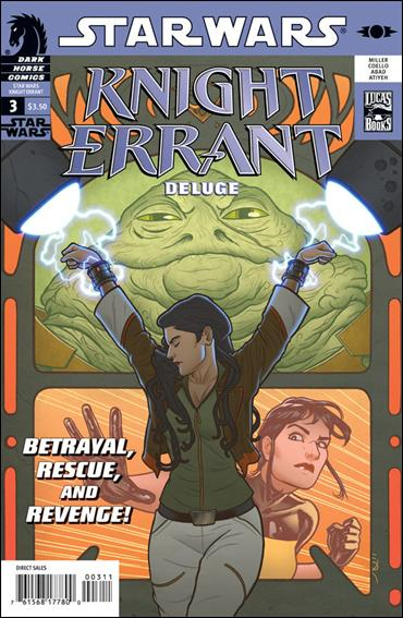 Star Wars: Knight Errant - Deluge 3-A by Dark Horse