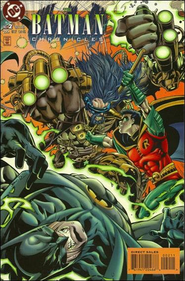 Batman Chronicles 2-A by DC